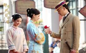 """""""Năm Ấy Hoa Nở"""": Tôn Lệ khăn gói lên Thượng Hải tìm người thương Trần Hiểu"""
