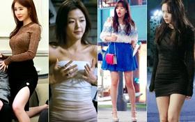 Choáng với thân hình gợi cảm không cần photoshop của 10 mĩ nhân Hàn trên màn ảnh
