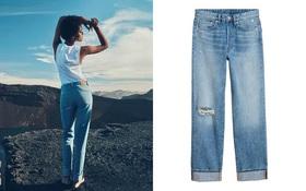Bạn sẽ bất ngờ khi biết nguyên liệu để làm ra chiếc quần jeans có giá 1,1 triệu này của H&M