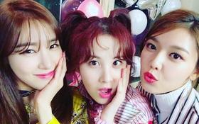 SM chính thức xác nhận Seohyun, Tiffany và Sooyoung rời công ty
