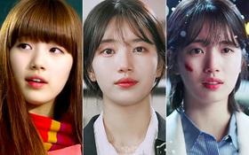 """Xếp hạng độ """"đơ"""" của Suzy qua 6 vai diễn trong sự nghiệp"""