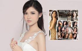 Thùy Dung vắng bóng trong Top 15 thí sinh sáng giá tại Miss International do Missosology bình chọn