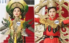 """Đâu chỉ có Mai Ngô, các cô gái này cũng """"không phục"""" Phạm Hương tại Hoa hậu Hoàn vũ Việt Nam"""