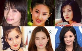 Hành trình nhan sắc của 6 mỹ nhân đẹp nhất Cbiz: Angela Baby, Lưu Diệc Phi, Dương Mịch ai xuất sắc hơn ai?