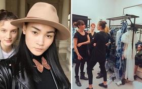 Độc quyền: Sau Louis Vuitton, Thùy Trang tiếp tục trình diễn cho private show của Chanel tại Paris