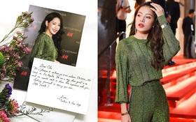 Chi Pu là nghệ sĩ Việt duy nhất được mời sang tận Mỹ để dự buổi ra mắt BST ERDEM x H&M