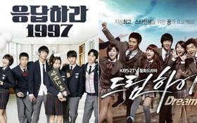 """Top 8 phim học đường xứ Hàn """"không xem thì phí cả đời"""": Bạn đã """"cày"""" hết?"""