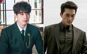 """Lee Dong Wook đã hoàn hảo lắm rồi, Song Seung Hun làm """"Thần chết"""" có bì được không?"""