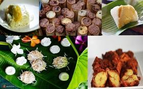 5 món ăn dẻo mềm vừa quen vừa lạ được làm từ gạo nếp đến từ Thái Lan