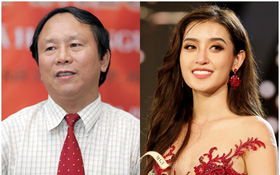 """Nhà thơ Dương Kỳ Anh - """"cha đẻ"""" cuộc thi Hoa hậu Việt Nam: Tiếc vì Huyền My xứng đáng được lọt vào top 5!"""
