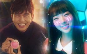Yoo Seung Ho đẹp trai ngời ngời, yêu robot hoàn hảo gấp nghìn lần Sophia