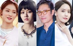 Sốc vì độ lệch tuổi ở các cặp đôi phim Hàn: Một giáp có là gì, giờ toàn 20 tuổi!