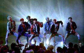 Sân khấu khiến Kpop fan phổng mũi nhất năm 2017: BTS khuấy động khán giả Mỹ tại AMAs 2017