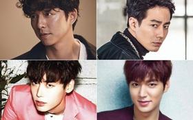 Mĩ nam Hàn hiện nay: Toàn mặt hoa da phấn, kém xa đàn anh về mọi mặt?