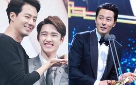 Quả là anh em thân thiết, Jo In Sung đã làm điều này vì D.O. (EXO) tại Rồng Xanh 2017