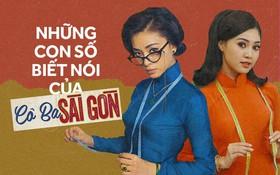 Cô Ba Sài Gòn có thể đã đạt doanh thu 70 tỉ đồng, nhưng nhà sản xuất vẫn im hơi!