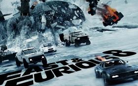 """""""Fast & Furious 8"""" ẵm doanh thu tiền tỷ mặc cho Dom bị chê """"tồi tệ"""""""
