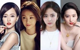 """Bộ 6 mỹ nhân truyền hình Hoa Ngữ thích đóng """"trăm vai như một"""""""