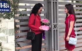 """""""Sống Chung Với Mẹ Chồng"""" tiết lộ thêm cảnh chưa từng có: Bà Phương và Vân làm lành?"""