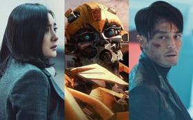 """Dương Mịch – Hoắc Kiến Hoa cũng bó tay trước sự càn quét của """"Transformers 5"""""""