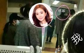 Dương Mịch đang mang thai lần 2, lộ ảnh đi khám tại bệnh viện?