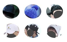 Mắt cú vọ chỉ nhìn qua mũ cũng biết là mỹ nam Hàn Quốc nào