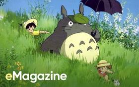 Câu chuyện về Ghibli - xưởng phim hoạt hình đã trở thành huyền thoại sống của Nhật Bản