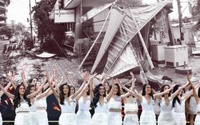 Sân khấu Hoa hậu vẫn rực rỡ đèn ở nơi người dân ngập trong bão lũ: Khi cái đẹp trở thành thứ vô cảm trước nỗi đau!