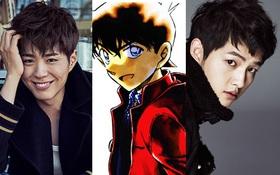 """Netizen Hàn háo hức chọn 4 chàng trai này cho vai thám tử Shinichi """"trong mơ"""""""