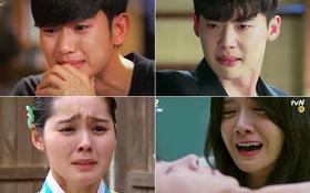 Khi 8 diễn viên Hàn này khóc, khán giả… ôm bụng cười!