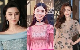 """Thảm đỏ Asian Film Awards: Phạm Băng Băng già nua xuống phong độ, mỹ nhân """"Diệp Vấn"""" bất ngờ toả sáng"""