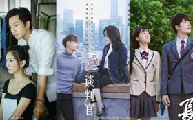 """Chuẩn bị """"đẩy thuyền"""" 11 cặp đôi """"hot"""" nhất màn ảnh nhỏ Hoa Ngữ 2017"""