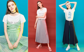 5 công thức mix áo phông trắng đẹp mê bạn phải diện ngay hè này