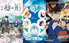 Hè này, tận 5 siêu phẩm anime đổ bộ phòng vé Việt, bạn đã sẵn sàng chưa?