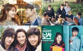 """Đây là 4 bộ phim """"muối mặt"""" nhất xứ Hàn 4 tháng đầu năm"""