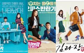 6 mẩu chuyện công sở đáng xem nhất trên màn ảnh Hàn