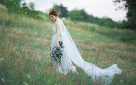 Khám phá tính cách bản thân qua chiếc váy cưới yêu thích