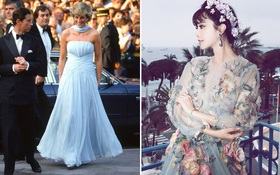 Đây chính là 16 bộ xiêm y đẹp không thể quên trong lịch sử thảm đỏ LHP Cannes