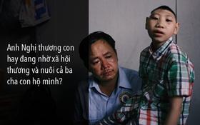 """Chuyện ông bố Đặng Hữu Nghị xin lỗi mạnh thường quân và """"người Sài Gòn thương người lắm"""""""