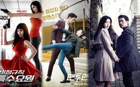 Muôn vẻ nghề điệp viên trên màn ảnh xứ Hàn