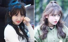 """Kiểu tóc đang được loạt idol Hàn lăng xê: người khen cute siêu cấp, người chê """"thảo mai thảo quả"""""""