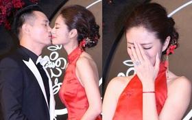 Đám cưới An Dĩ Hiên với chồng đại gia biến thành thảm đỏ bởi sự xuất hiện của dàn minh tinh hạng A showbiz Đài