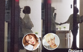 Dispatch tung ảnh UEE hẹn hò Kangnam: Không nỡ xa nhau như quay phim tình cảm