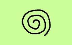 Khám phá tính cách con người qua cách vẽ đường xoắn ốc của họ