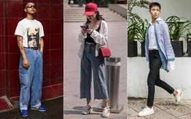 """Street style 2 miền: Con gái bận đồ đẹp dần đều, con trai tích cực """"chặt chém"""" với chiêu mix đồ táo bạo"""
