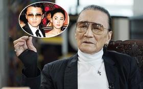 Bố Tạ Đình Phong rơi nước mắt vì con trai ly hôn với Trương Bá Chi