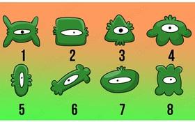 Trong 8 hình vẽ ngộ nghĩnh bạn thích nhất hình nào, nó sẽ là lời khuyên cho bạn lúc này
