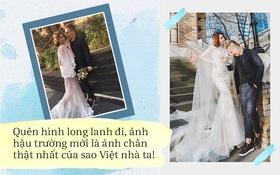 """Sao Việt xinh đẹp, thu hút thôi chưa đủ, nhất định còn phải biết """"nịnh"""" các nhiếp ảnh gia!"""