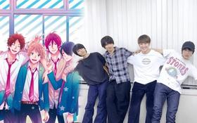 """Manga 3 triệu bản """"Rainbow Days"""" công bố chuyển thể, giới thiệu 4 chàng mỹ nam Nhật mới toanh"""