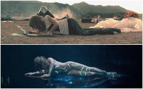 Taylor Swift: Là chị lười hay dáng chị đơ mà trăm MV như một, cùng một dáng nằm thườn thượt chảy dài...